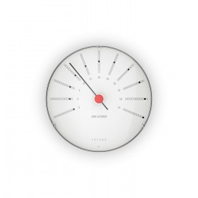 Arne Jacobsen Wetterstation Bankers Thermometer Ø12cm