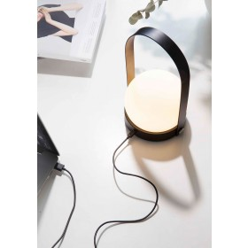 Menu Carrie LED Lamp Black LED-Leuchte Outdoor