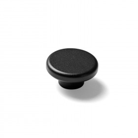 Menu Knobs Black 2-pack Hängehaken 2er Set