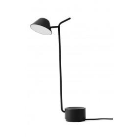 Menu Peek Table Lamp Black Tischleuchte