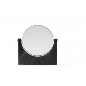 Menu Pepe Marble Mirror Brass Black Spiegel