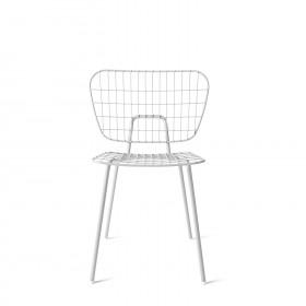 Menu WM String Dining Chair White Stuhl