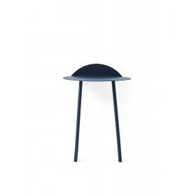 Menu Yeh Wall Table Low Midnight Blue Wandtisch
