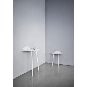 Menu Yeh Wall Table Low White Wandtisch