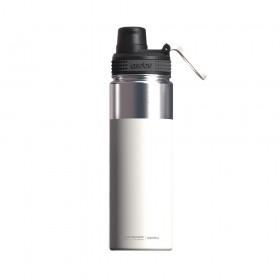 ASOBU ALPINE FLASK Isoliertrinkflasche NEW VERSION TMF6 WHITE