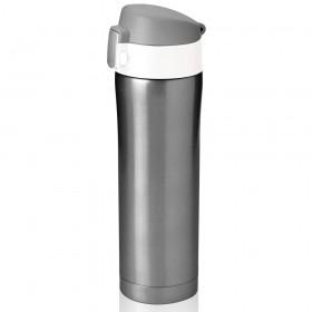 ASOBU DIVA CUP Isolierbecher V600 SMOKE/WHITE