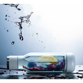 ASOBU INNER PEACE Isoliertrinkflasche GT50 CLEAR