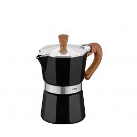 Cilio Espressokocher CLASSICO NATURA 3 Tassen