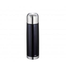 Cilio Isolierflasche COLORE 0,75L metallic schwarz