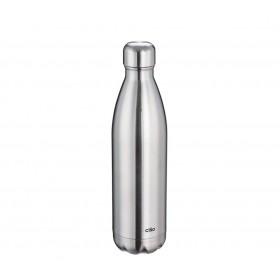 Cilio Isoliertrinkflasche ELEGANTE 0,75L Edelstahl