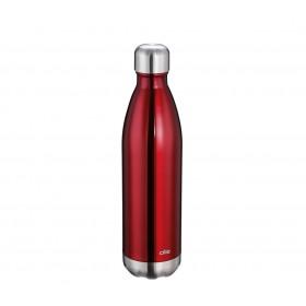 Cilio Isoliertrinkflasche ELEGANTE 0,75L rot