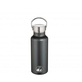 Cilio Isoliertrinkflasche GRIGIO 0,5L anthrazit