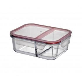 Küchenprofi Lunchbox/Vorratsdose Glas mittel