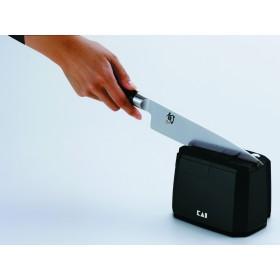 Kai Elektrischer Messerschärfer inkl. Schleifeinheit & Poliereinheit
