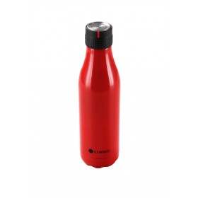 Les Artistes Bottle UP Time'UP Isoliertrinkflasche  500ml Red