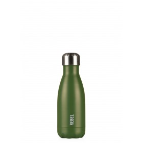 Les Artistes Paris Rebel Isoliertrinkflasche 280ml Green mat
