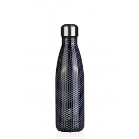 Les Artistes Paris Rebel Isoliertrinkflasche 500ml Honeycomb