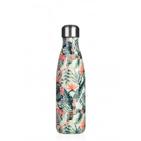 Les Artistes Paris Rebel Isoliertrinkflasche 500ml Palm trees