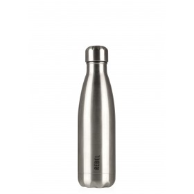 Les Artistes Paris Rebel Isoliertrinkflasche 500ml Stainless steel