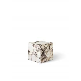 Menu Würfelsockel Rose Marble