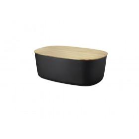 RIG-TIG BOX-IT Brotkasten black