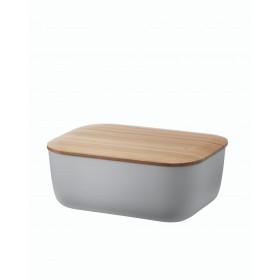 RIG-TIG BOX-IT Butterdose grey