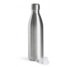 Sagaform Steelbottle groß Isolierflasche metall