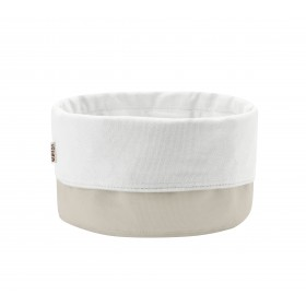 Stelton Brottasche gross sand white