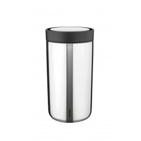 Stelton Isolierbecher To Go Click 0,2L steel