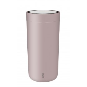 Stelton Isolierbecher To Go Click 0,4L soft lavender