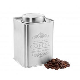 Zassenhaus Vorratsdose  COFFEE Edelstahl 500gr