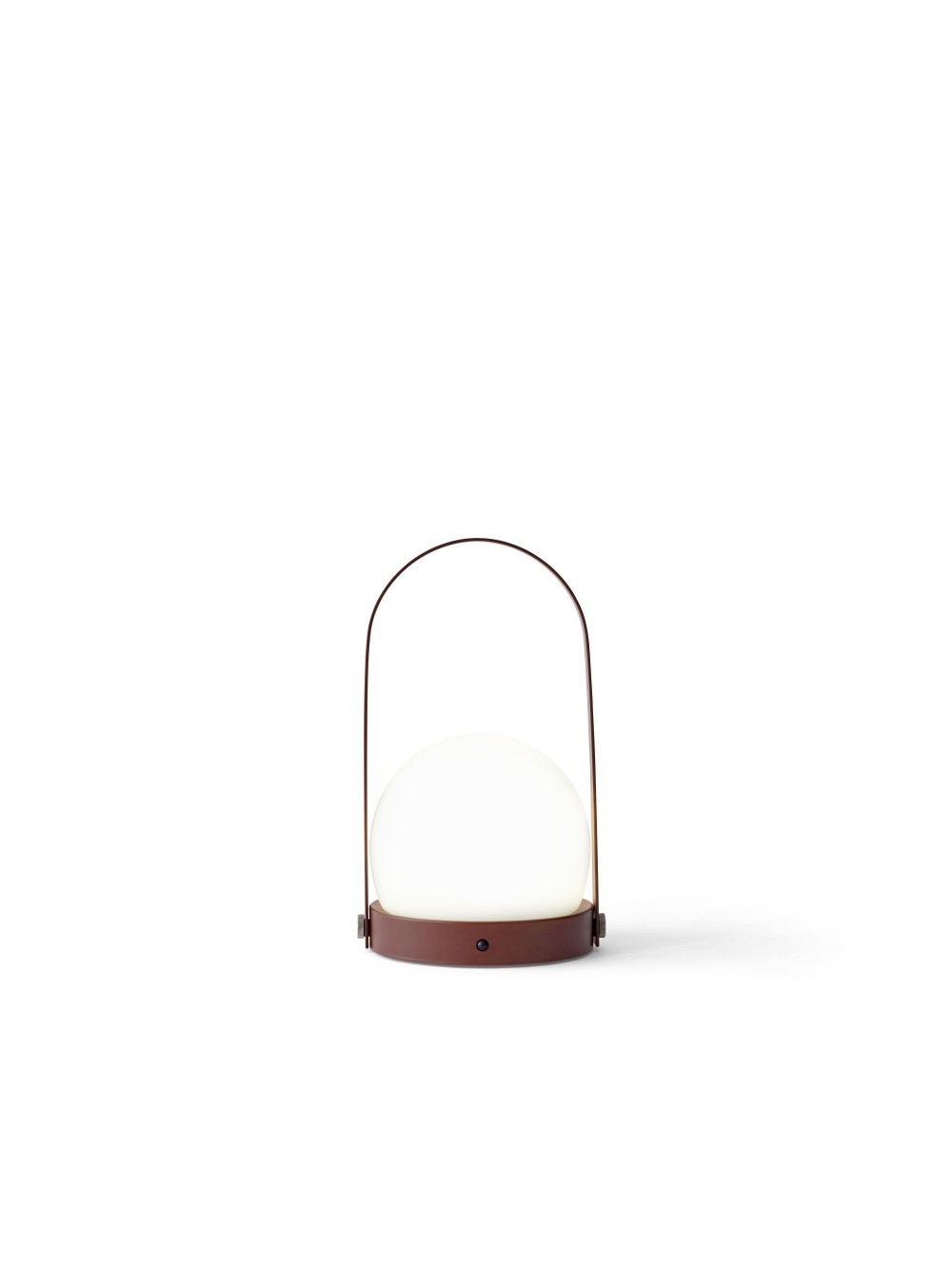 Menu Carrie LED Lamp Burned Red LED-Leuchte Outdoor