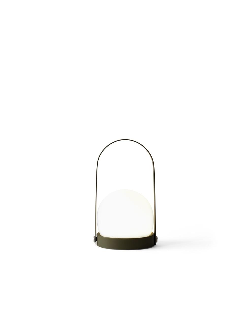 Menu Carrie LED Lamp Olive LED-Leuchte Outdoor - LED-Leuchten ...