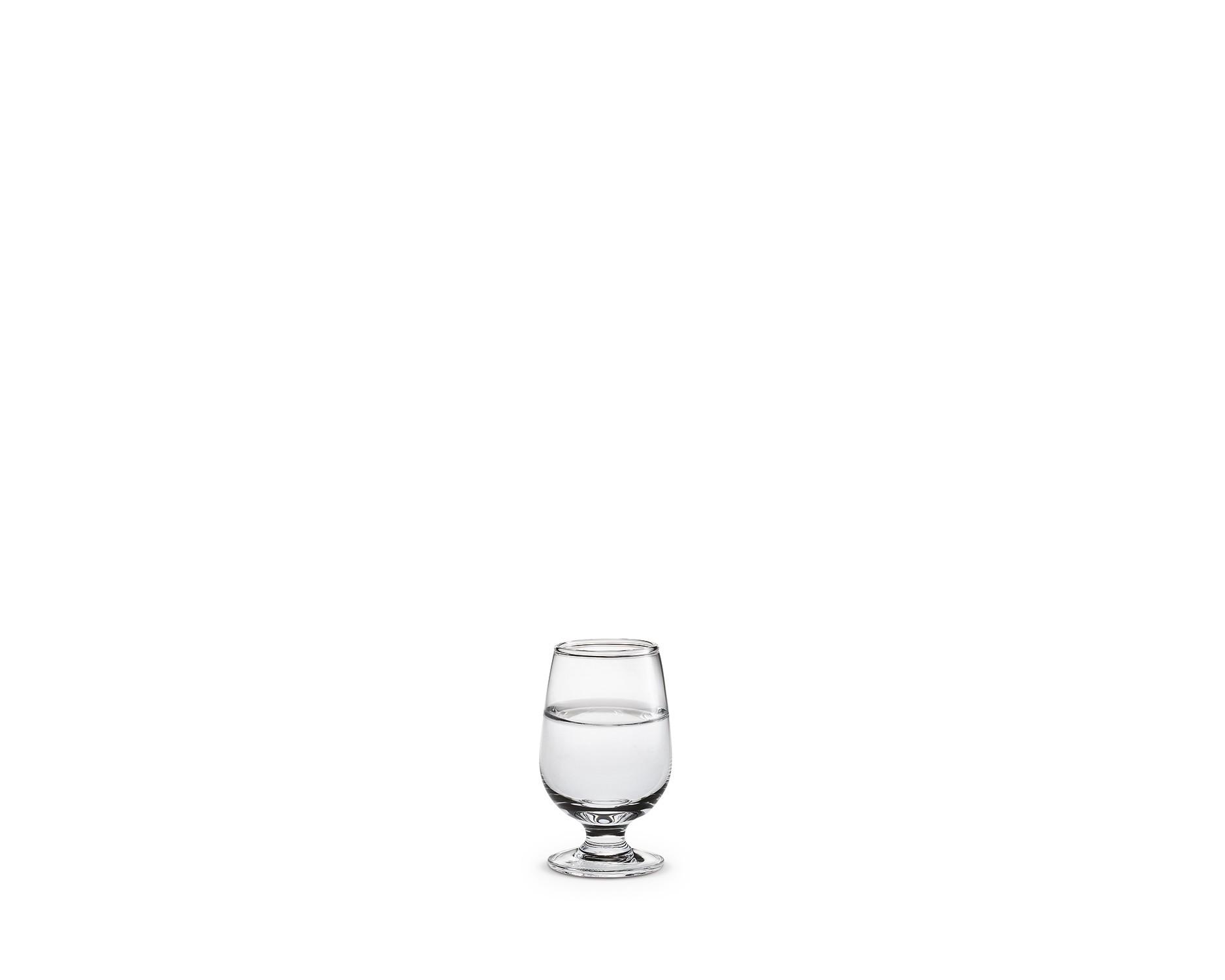 Holmegaard Det Danske Schnapsglas 2er Set 5cl