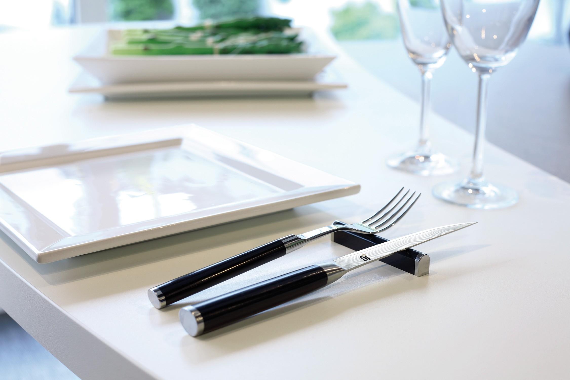 KAI SHUN CLASSIC SHUN Besteck-Set 3tlg. Steakmesser