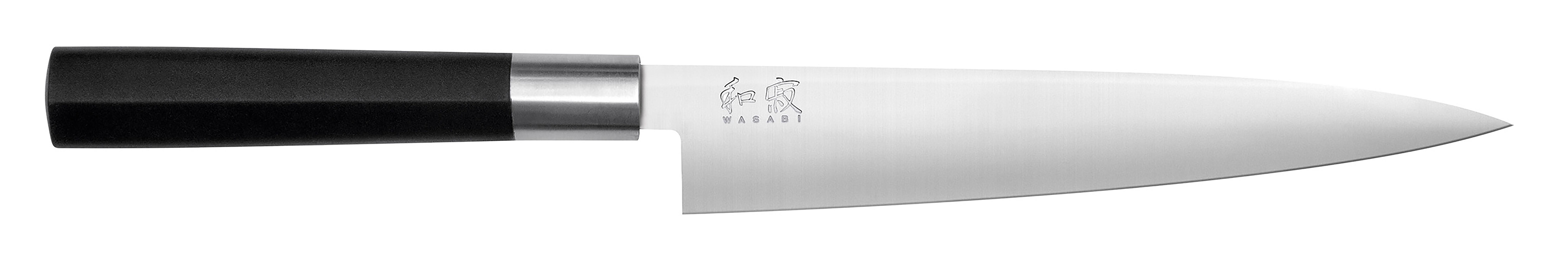 KAI WASABI BLACK flexibles Filiermesser 18cm
