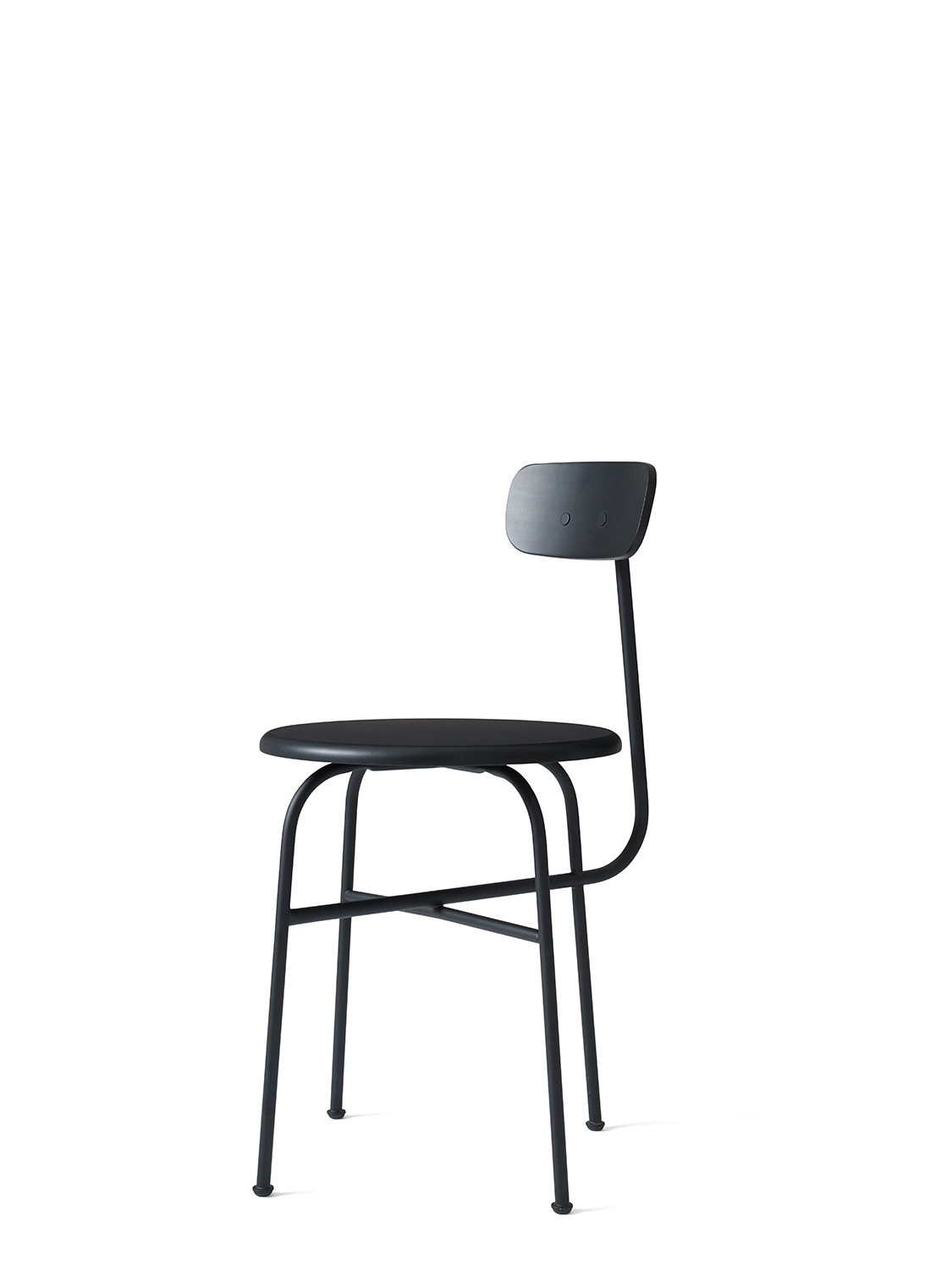 Menu Afteroom Dining Chair 4 Black Esszimmerstuhl