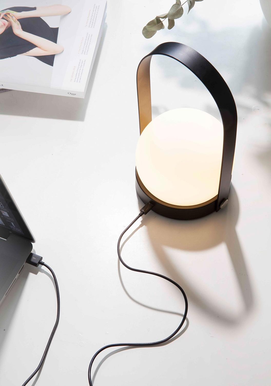 Menu Carrie LED Lamp Black LED-Leuchte Outdoor