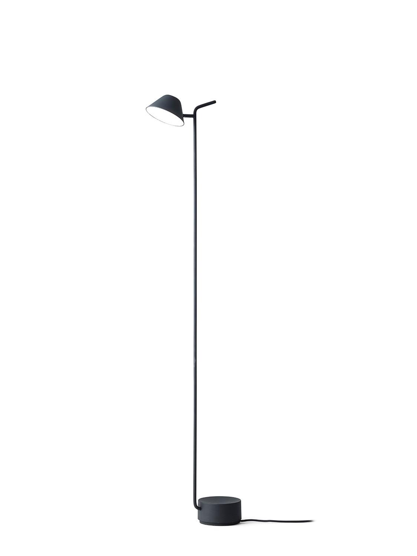 Menu Peek Floor Lamp Black Stehleuchte