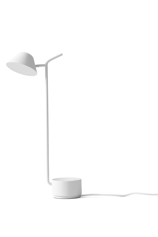 Menu Peek Table Lamp White Tischleuchte