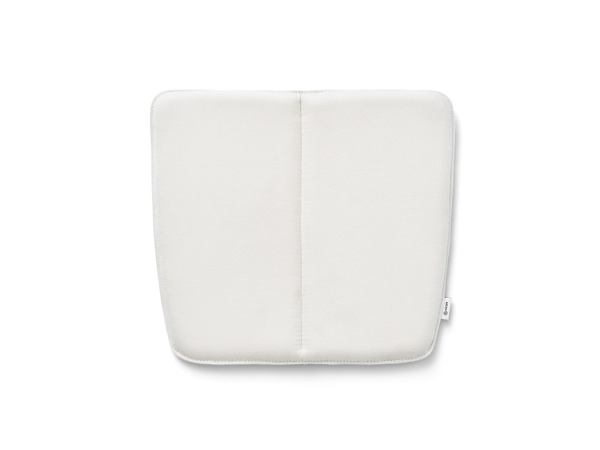 Menu WM String Cushion Outdoor Lounge Ivory White Sitzauflage