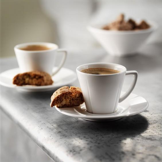 Rosendahl Grand Cru Espressotasse mit Untertasse 9cl