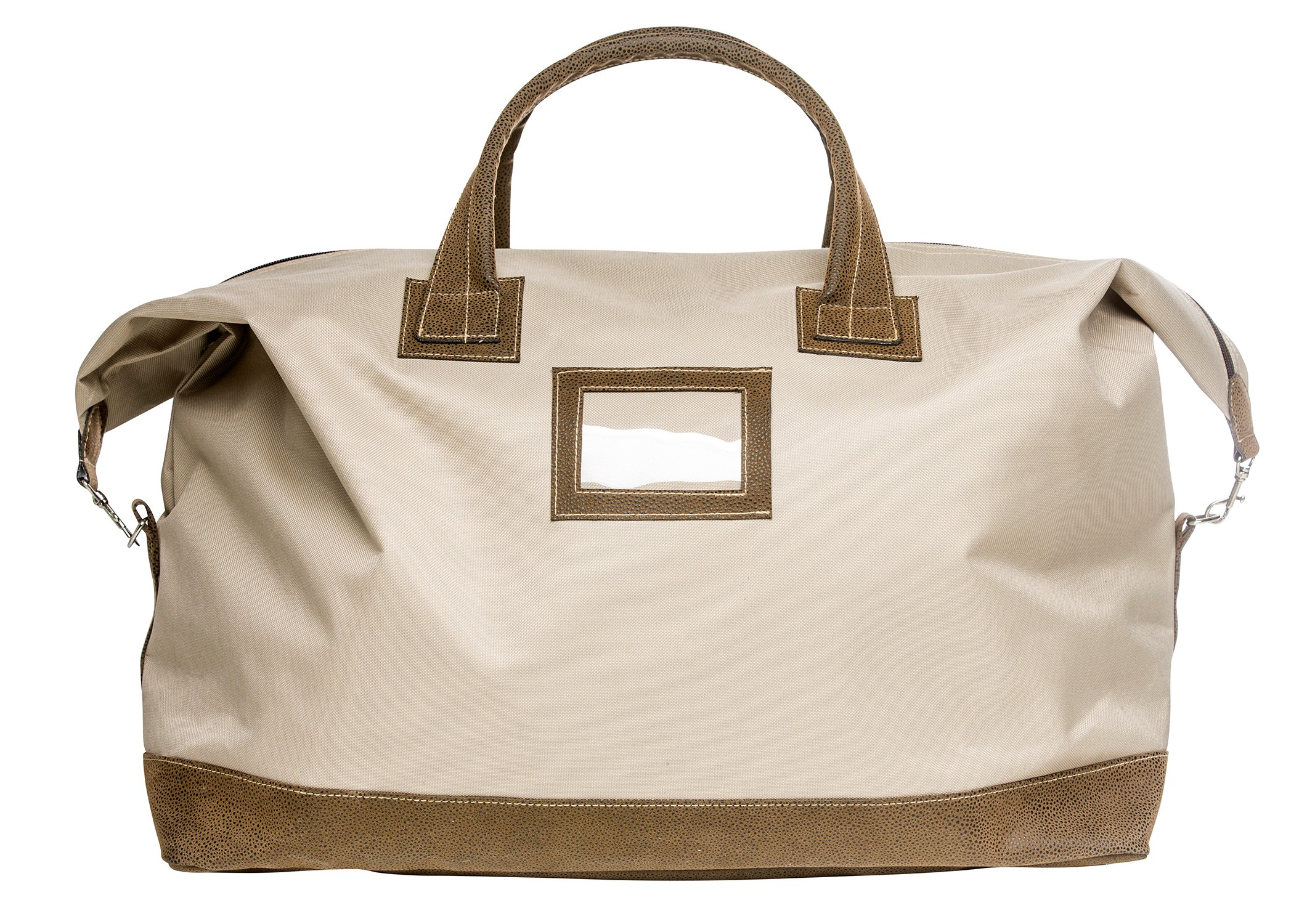 Sagaform Travel Weekender beige