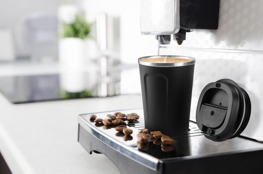 ASOBU CAFÉ COMPACT Isolierbecher BF22 BLACK