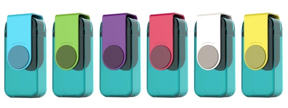 ASOBU JUICE BOX Trinkflasche JB300 RED