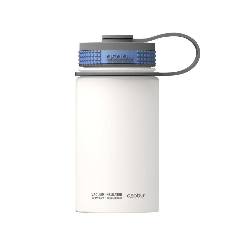 ASOBU MINI HIKER Isoliertrinkflasche TMF3 WHITE