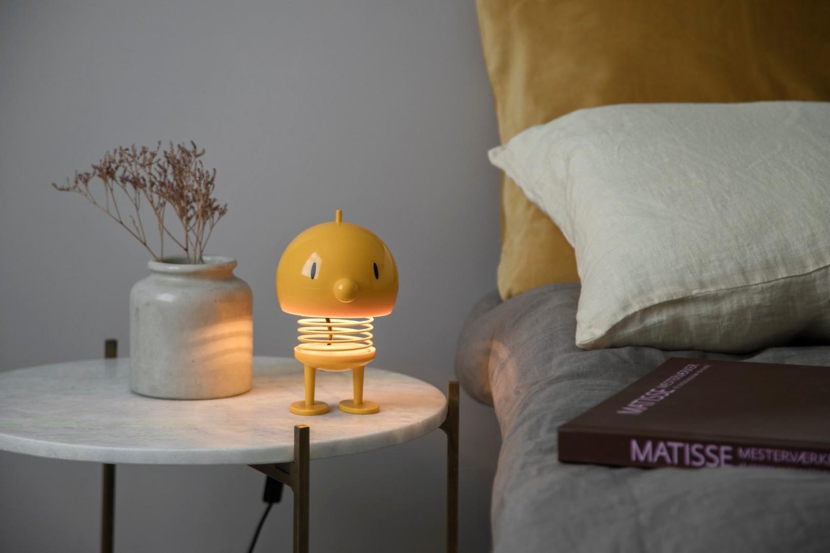 Hoptimist X-Large Lampe Gelb