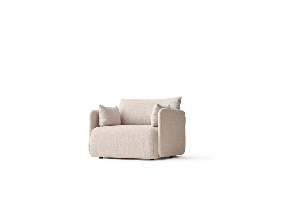 Menu Offset 1 Seater Savanna Sofa 1-Sitzer