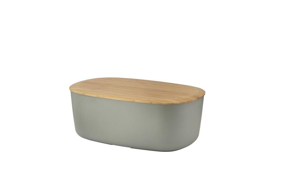 RIG-TIG BOX-IT Brotkasten grey