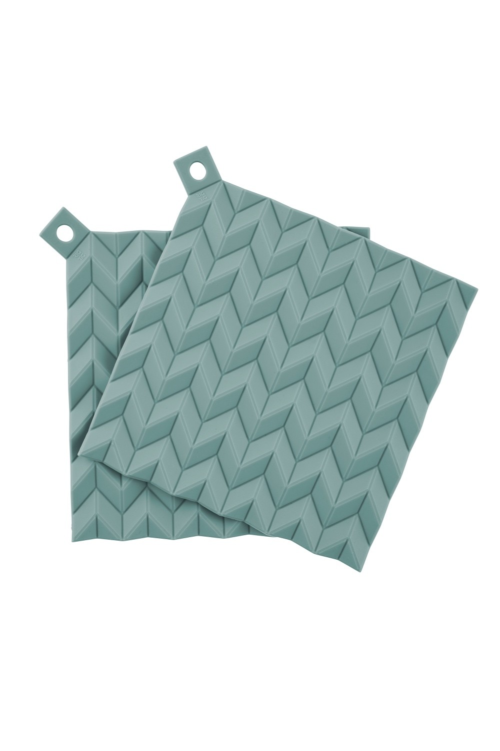 RIG-TIG HOLD-ON Topflappen 2 Stck dusty green